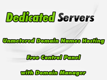 Affordable dedicated servers package